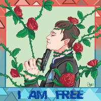 I Am Free by the-staingirl