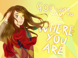 Where You Are by ChloeMiles