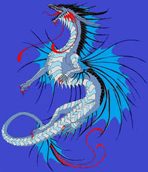 Sunimo's Sea Serpent by GuesssWho9