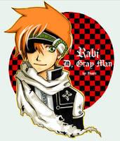 D. Gray Man: Rabi by yaseti