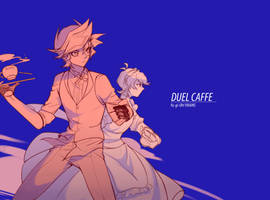 Duel Caffe by nomae0527