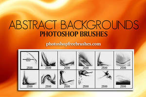 Abstract Background PS Brushes by fiftyfivepixels