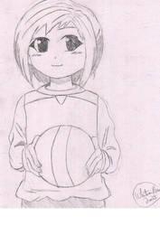 Hikaru Play Ball by Koshika