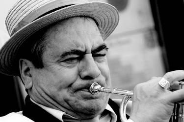 Feria's Trumpet by RedAndre