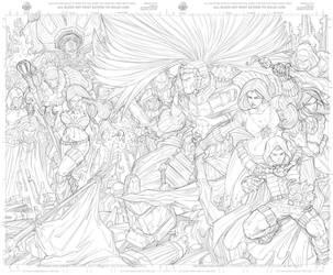 Sketch Cover by koigora