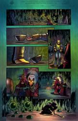 Comic page by koigora