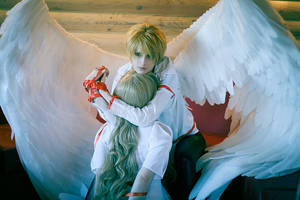 Angel Sanctuary: Personal Angel by GeshaPetrovich