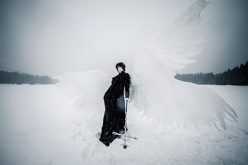 Angel Sanctuary: Lucifel by GeshaPetrovich