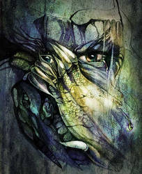 monsters are crying too by berenika