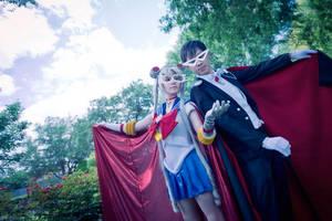 Manga Sailor Moon 6 by SinnocentCosplay