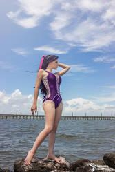 Kazehana Bathing Suit 2 by SinnocentCosplay
