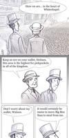 Amusing, Watson by Windmaedchen