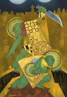 Goblin Folklore by Windmaedchen