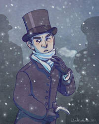 Winter by Windmaedchen