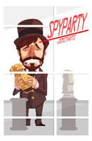 JsmithOTI Spyparty Fan art by stplmstr