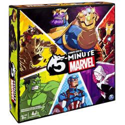 5 Minute Marvel by stplmstr