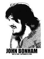 DSS No. 20 - John Bonham by gothicathedral