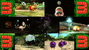 Pikmin 3: Creature Feature 6 by SmashBrawlR7538