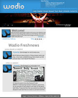 Wordpress Styled Theme 2 by J-MGraphics650