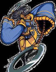 Blade Dancer by Archetype88