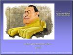 Hosni Mubarak by dilmarjunior