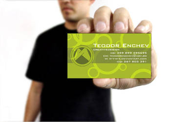 business card by m-y-m-x
