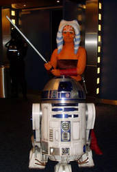 Ahsoka Tano costume by Troopergirl