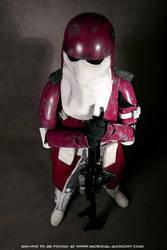 Galactic Marine GM-1401 by Troopergirl