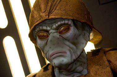 Neimoidian Warrior by Troopergirl