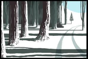 Winter Tale by 13Mirror