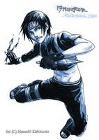 Naruto: Sai by 13Mirror