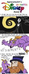 Disney Meme by distantShade