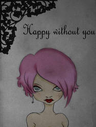 happy without you by goldfrapper
