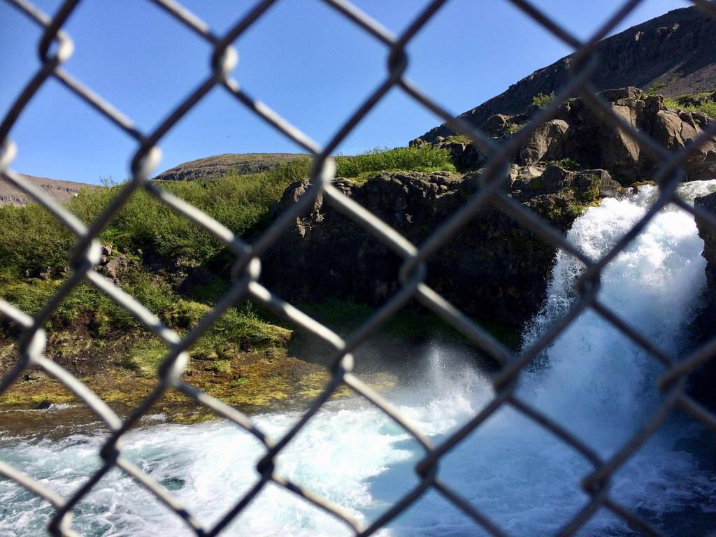 Waterfall by LunaRedwing