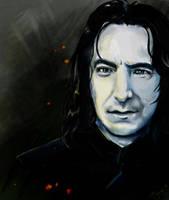 Severus by TheDandyDragon