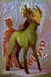 Spiritoftheforest by Keltainen