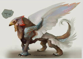 Griff V3 by Keltainen