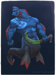 Beneath the Waves_Brute by Keltainen