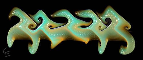 Alien Fractal by Arteguille1