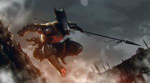 -bat janissary- by omertunc