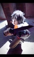 Togainu no Chi - Akira by Phoenixiaoio