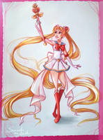 Super Sailormoon by Blossom525