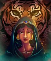 Jasmine and Rajah by Blossom525