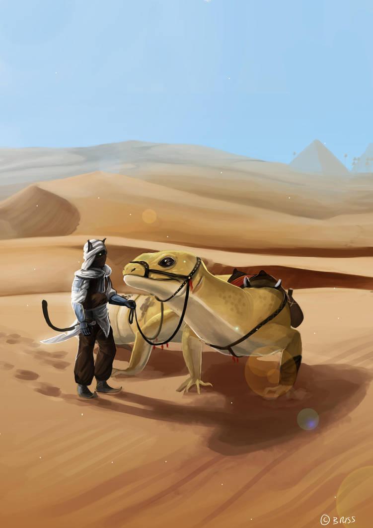 Image of: Morocco Desert Travelers By Brissinge Deviantart Desert Travelers By Brissinge On Deviantart