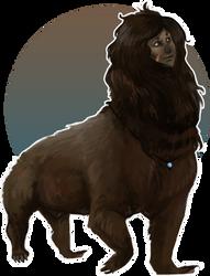 Commission: Like a bear by Brissinge