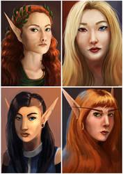 Ladies by Brissinge