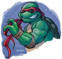 Raphael by D-MAC