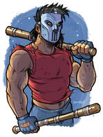 Casey Jones by D-MAC