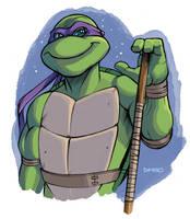 Donatello by D-MAC