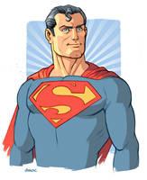 Superman by D-MAC